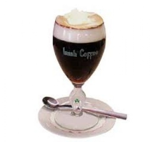 <h6  style='color:#FFFFFF;'>Irish coffee (7.50€)</h6>