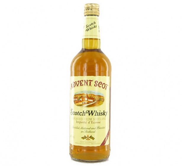 <h6  style='color:#FFFFFF;'>Whisky  Advent Scot  4cl (6.00€)</h6>